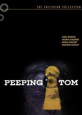 Peeping Tom - 11 x 17 Movie Poster - Style D