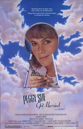 Peggy Sue Got Married - 11 x 17 Movie Poster - Style A