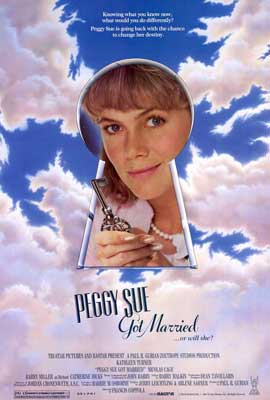 Peggy Sue Got Married - 27 x 40 Movie Poster - Style A