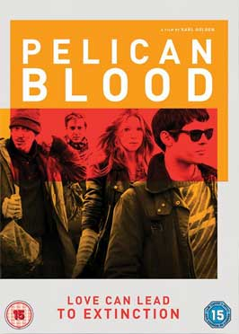 Pelican Blood - 11 x 17 Movie Poster - UK Style A