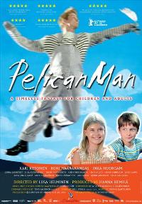 Pelicanman - 43 x 62 Movie Poster - Bus Shelter Style A
