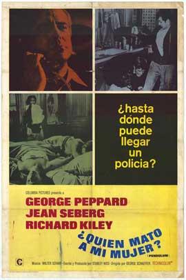 Pendulum - 11 x 17 Movie Poster - Spanish Style A