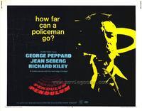 Pendulum - 11 x 14 Movie Poster - Style A