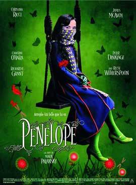 Penelope - 11 x 17 Movie Poster - French Style A