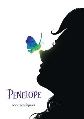 Penelope - 11 x 17 Movie Poster - Czchecoslovakian Style A