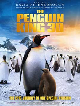 Penguins 3D - 11 x 17 Movie Poster - UK Style A
