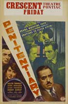 Penitentiary - 11 x 17 Movie Poster - Style A