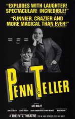 Penn & Teller (Broadway)