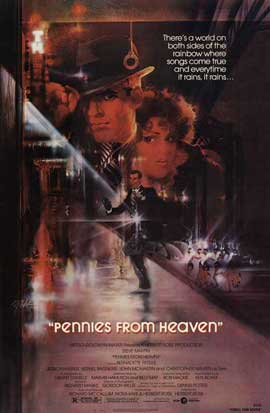 Pennies from Heaven - 27 x 40 Movie Poster - Style A