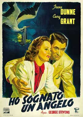 Penny Serenade - 11 x 17 Movie Poster - Italian Style A