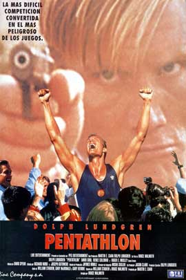 Pentathlon - 27 x 40 Movie Poster - Spanish Style A