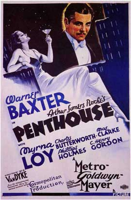 Penthouse - 11 x 17 Movie Poster - Style A
