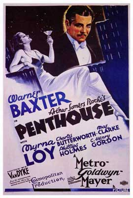 Penthouse - 27 x 40 Movie Poster - Style A
