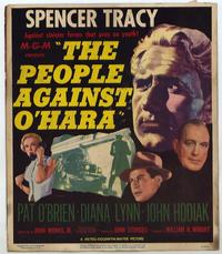 People Against O'Hara - 27 x 40 Movie Poster - Style A