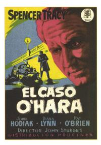 People Against O'Hara - 11 x 17 Movie Poster - Style B