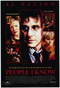 People I Know - 27 x 40 Movie Poster - Style A