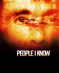 People I Know - 11 x 17 Movie Poster - Style B