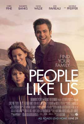 People Like Us - 27 x 40 Movie Poster - Style A