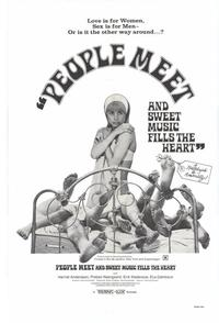People Meet & Sweet Music Fills the Air - 27 x 40 Movie Poster - Style A