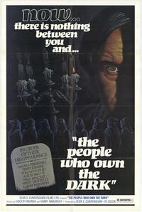 People Who Own The Dark - 27 x 40 Movie Poster - Style B