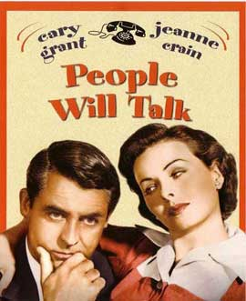 People Will Talk - 11 x 17 Movie Poster - Australian Style A