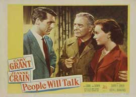People Will Talk - 11 x 14 Movie Poster - Style A