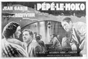 Pepe le Moko - 11 x 17 Movie Poster - French Style C