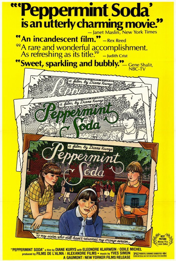 Peppermint Soda movie
