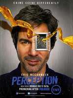 Perception (TV) - 11 x 17 TV Poster - Style A