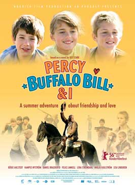 Percy, Buffalo Bill and I - 11 x 17 Movie Poster - Style A