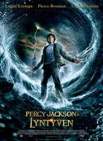 Percy Jackson & the Olympians: The Lightning Thief - 27 x 40 Movie Poster - Danish Style A