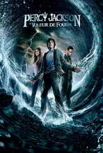 Percy Jackson & the Olympians: The Lightning Thief - 27 x 40 Movie Poster - French Style B
