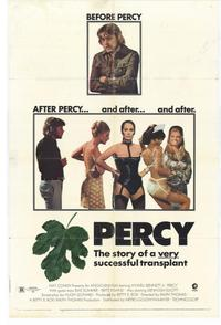 Percy - 11 x 17 Movie Poster - Style A