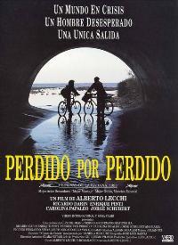 Perdido por perdido - 11 x 17 Movie Poster - Spanish Style A