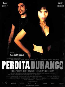 Perdita Durango - 27 x 40 Movie Poster - Spanish Style A