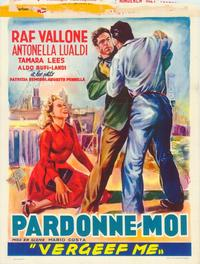 Perdonami - 27 x 40 Movie Poster - Belgian Style A