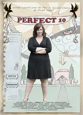 Perfect 10 - 11 x 17 Movie Poster - Style A
