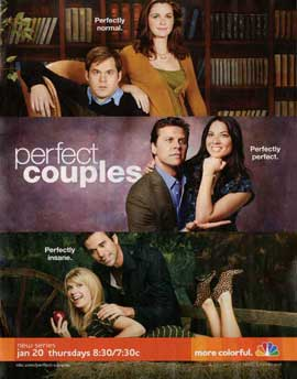 Perfect Couples (TV) - 11 x 14 TV Poster - Style A