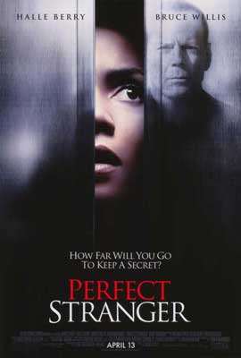 Perfect Stranger - 11 x 17 Movie Poster - Style A