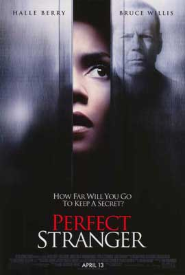 Perfect Stranger - 27 x 40 Movie Poster - Style A
