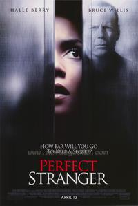 Perfect Stranger - 43 x 62 Movie Poster - Bus Shelter Style A