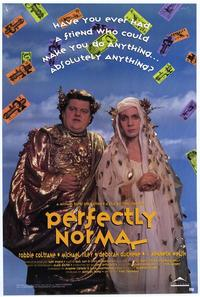 Perfectly Normal - 11 x 17 Movie Poster - Style A