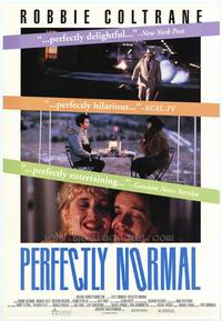 Perfectly Normal - 11 x 17 Movie Poster - Style B