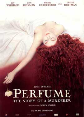 Perfume - 27 x 40 Movie Poster - Belgian Style A