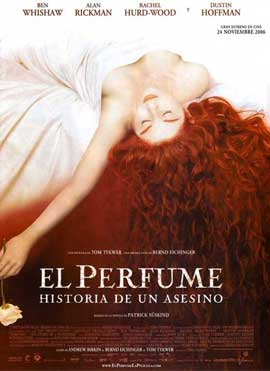 Perfume - 11 x 17 Movie Poster - Spanish Style A
