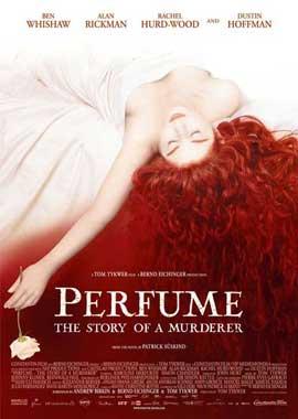 Perfume - 11 x 17 Movie Poster - Style C