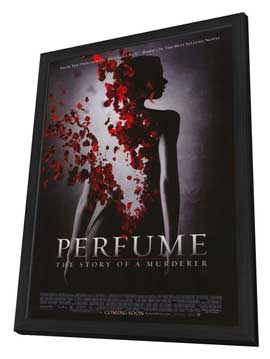 Perfume - 11 x 17 Movie Poster - Style A - in Deluxe Wood Frame