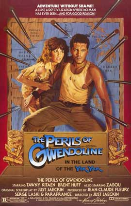 Perils of Gwendoline in the Land of Yik Yak - 11 x 17 Movie Poster - Style A
