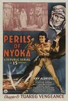 Perils of Nyoka - 27 x 40 Movie Poster - Style E