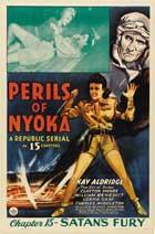 Perils of Nyoka - 27 x 40 Movie Poster - Style F
